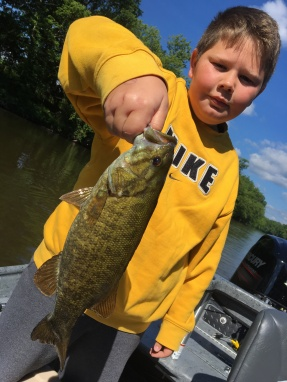 Joe's Kid Smallmouth